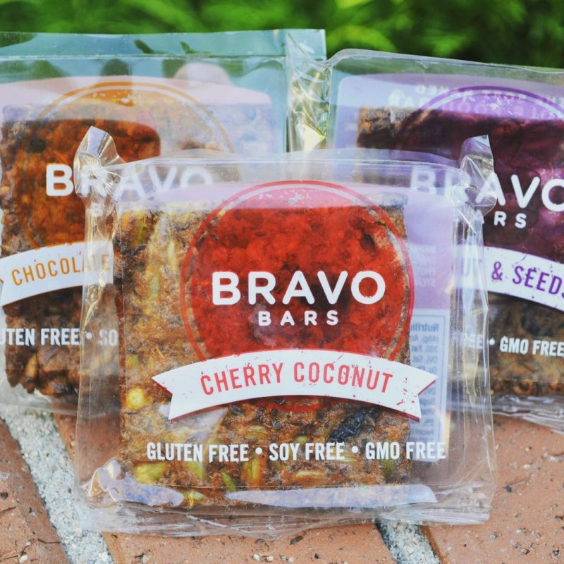 Bravo Bars lineup - Nutritious U - Certified Paleo Friendly by the Paleo Foundation