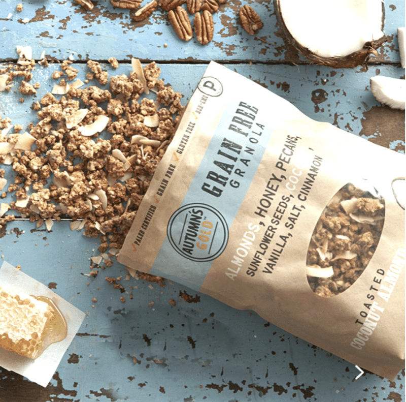 Certified Paleo Granola Grain Free Gluten Free Costco
