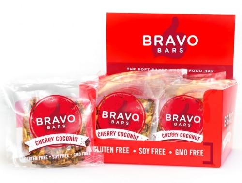Cherry Coconut Bravo Bars - Nutritious U - Paleo Friendly - Paleo Foundation