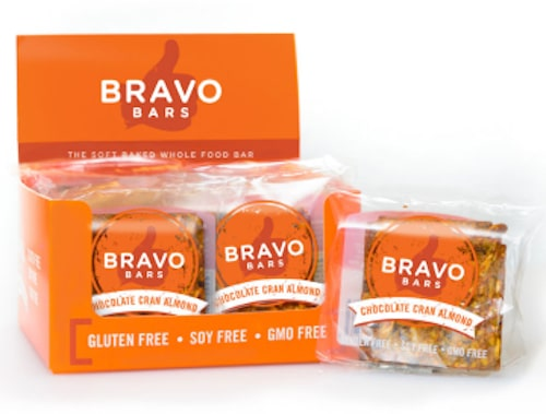 Chocolate Cran Almond Bravo Bars - Nutritious U - Paleo Friendly - Paleo Foundation