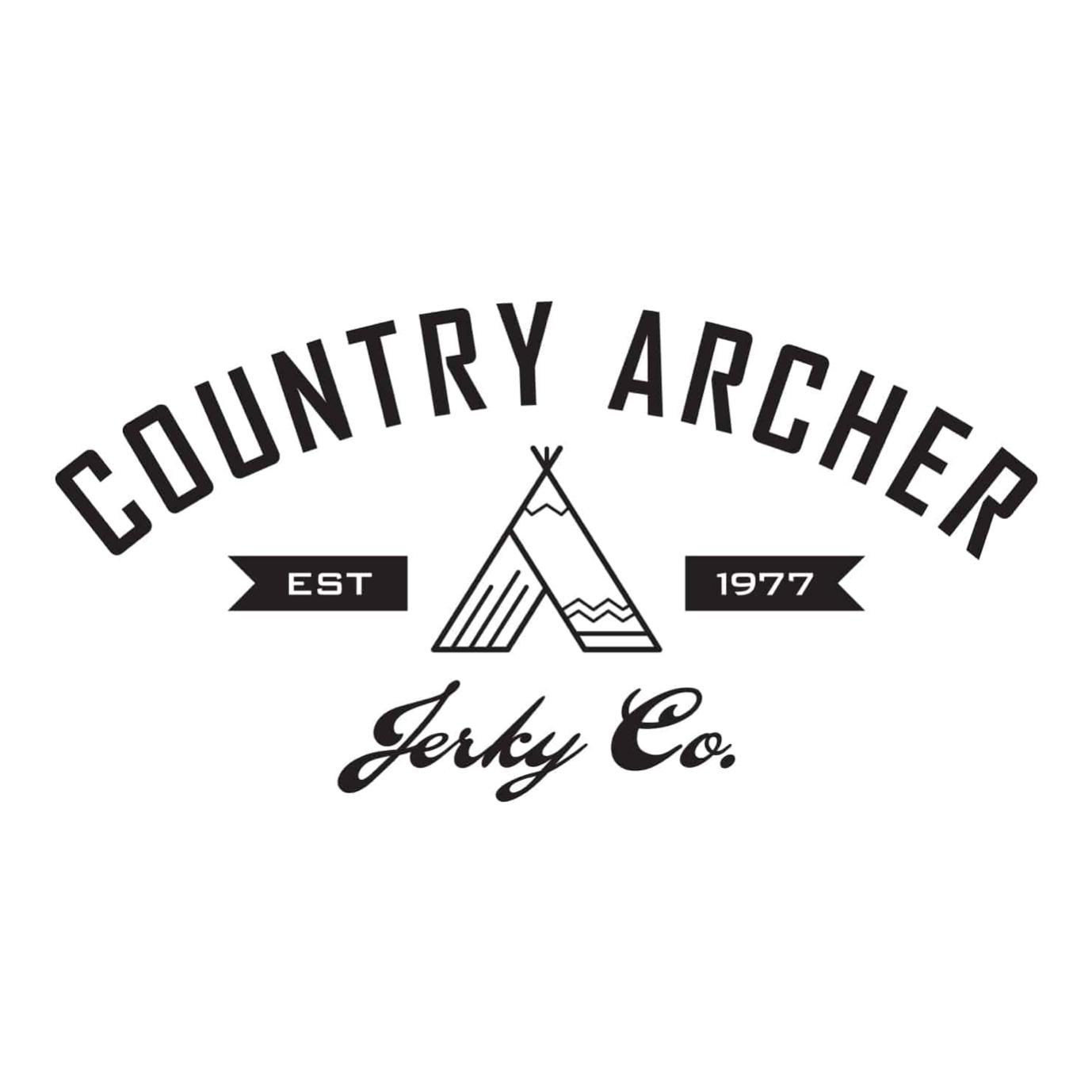 Country Archer Jerky logo - Certified Paleo, Keto Certified by the Paleo Foundation