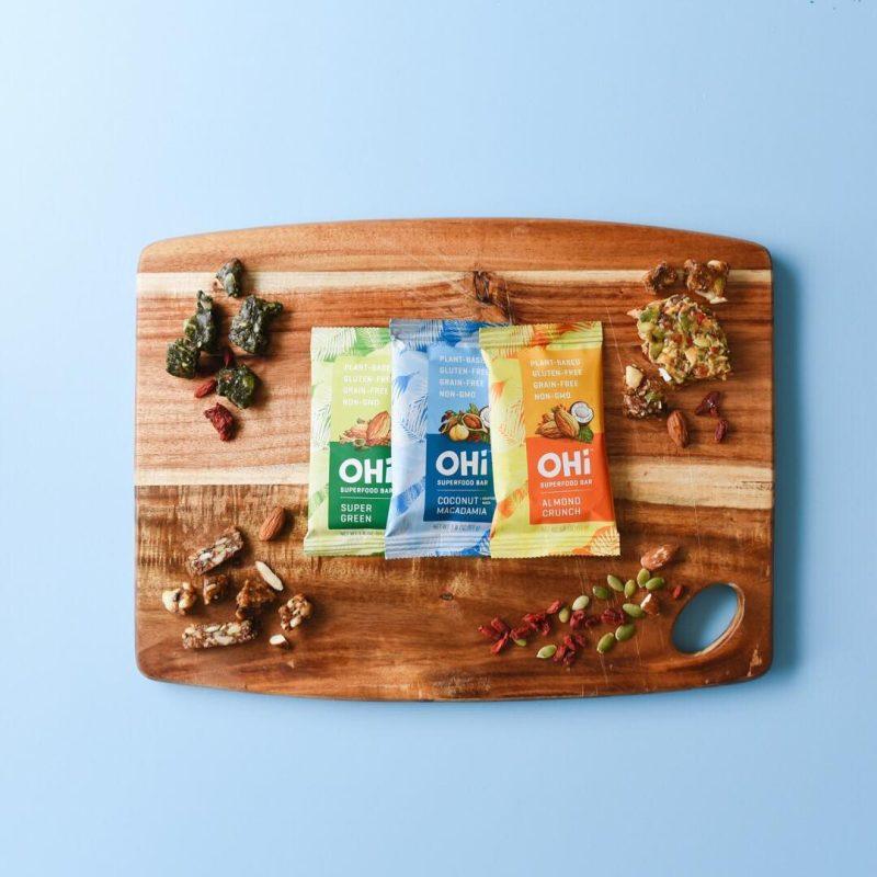Lineup - OHI Food Co. - Certified Paleo, PaleoVegan - Paleo Foundation