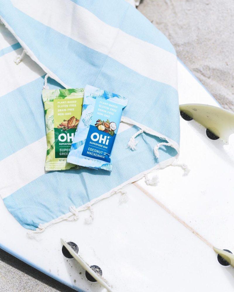 Super Green & Coconut Macadamia - OHI Food Co. - Certified Paleo, PaleoVegan - Paleo Foundation