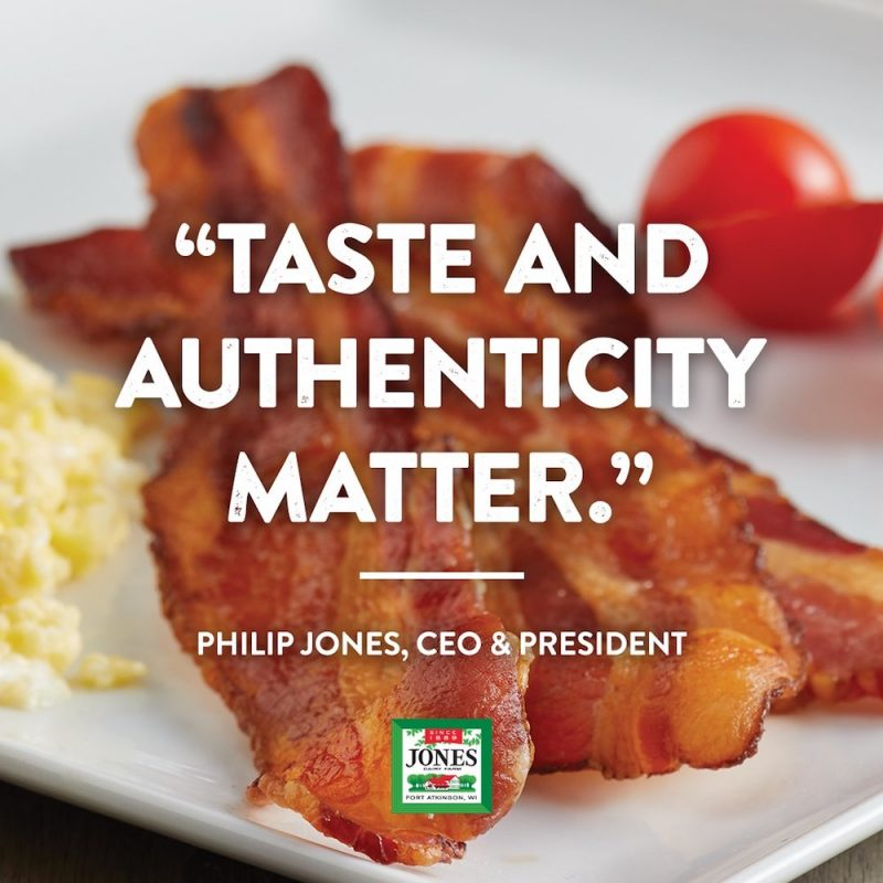 Taste and Authenticity - Jones Dairy Farm - Certified Paleo by the Paleo Foundation