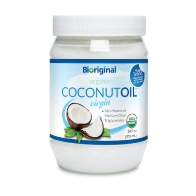 Virgin Coconut Oil - Bioriginal - Certified Paleo - Paleo Foundation
