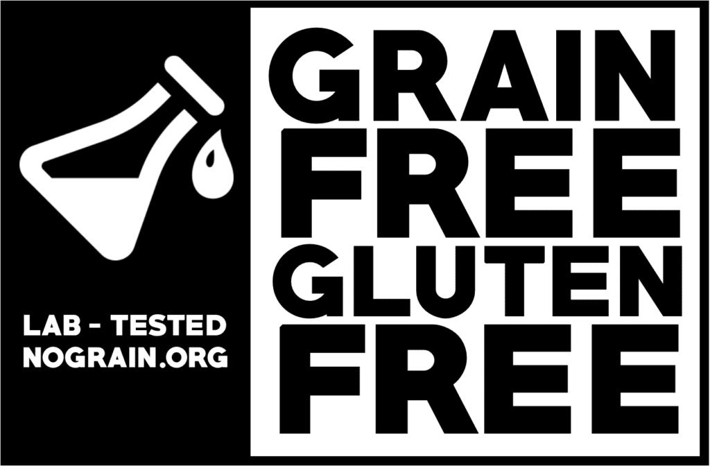 Grain Free Gluten Free Certified • Paleo Foundation