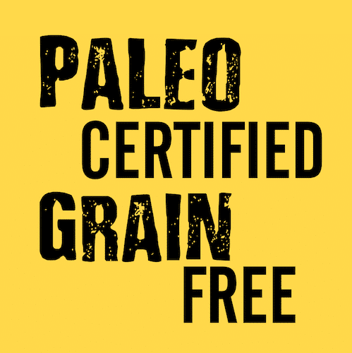 grain free paleo certified autumns gold