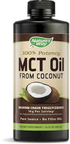 Quality Of Natures Way Mct Oil