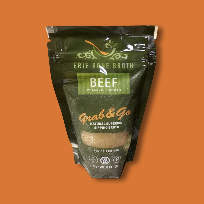 Beef Bone Broth 10 - Erie Bone Broth - Certified Paleo by the Paleo Foundation