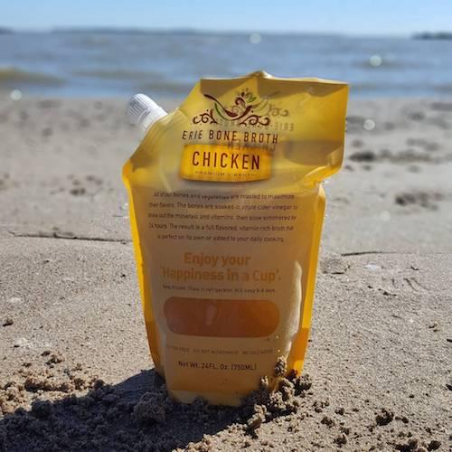how to make chicken bone broth paleo
