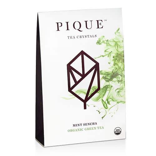 Mint Sencha Green Tea - Pique Tea - Certified Paleo, KETO Certified - Paleo Foundation