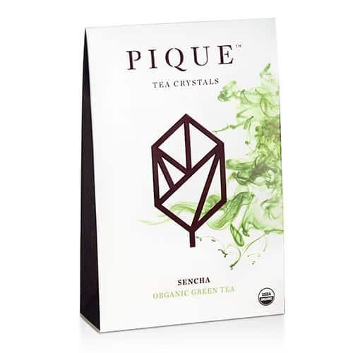 Sencha Japanese Green Tea - Pique Tea - Certified Paleo, KETO Certified - Paleo Foundation