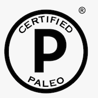 Image result for certified paleo symbol