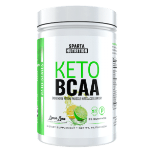 Keto BCAA - Sparta Nutrition - Paleo Friendly, PaleoVegan, KETO Certified - Paleo Foundation