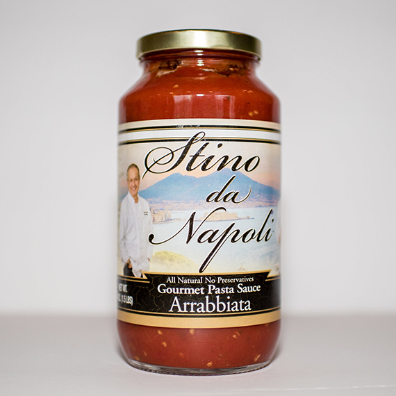 Arrabbiata - Stino Foods - Certified Paleo - Paleo Foundation
