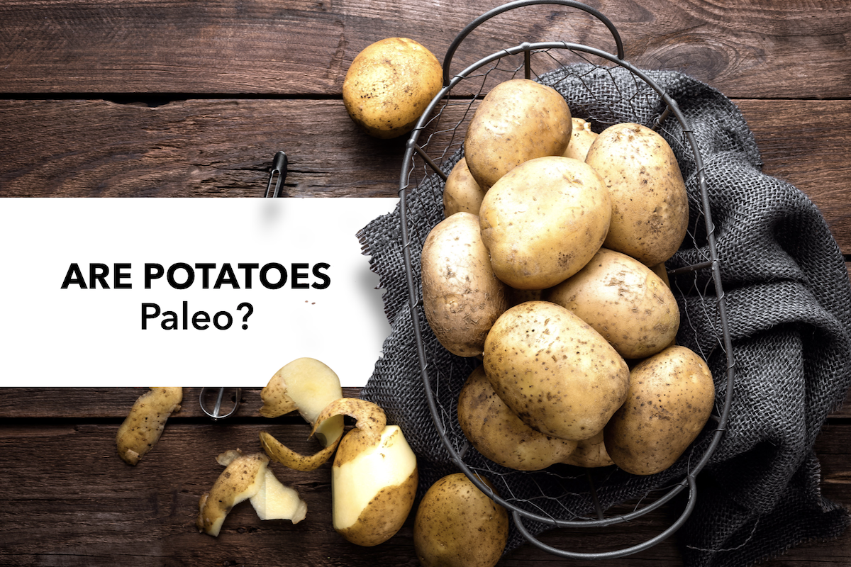 Are White Potatoes Paleo? Consideration and Deliberation for Certified Paleo Standards
