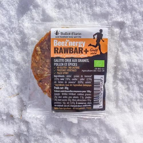 Beez'nergy RawBar + - Ballot-Flurin - Certified Paleo - Paleo Foundation