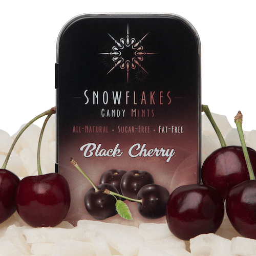 Black Cherry - Snowflakes Candy - Paleo Friendly - Paleo Foundation