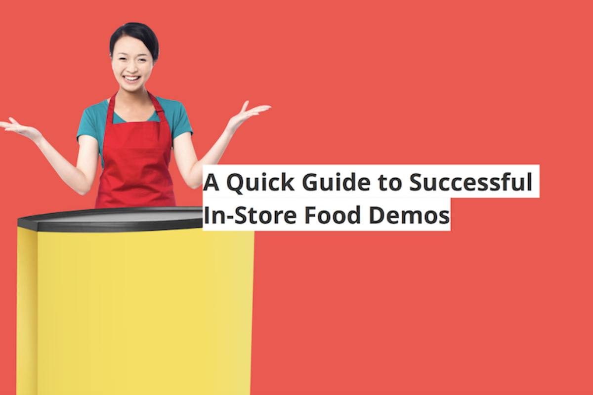 Key to Successful Food Demos