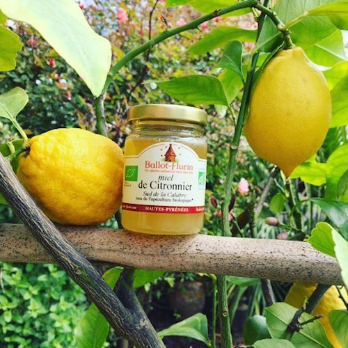 Honey de Citronnier- Ballot-Flurin - Certified Paleo - Paleo Foundation
