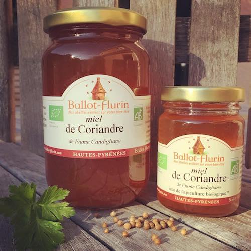 Honey de Coriandre - Ballot-Flurin - Certified Paleo - Paleo Foundation