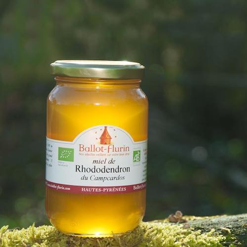 Honey de Rhododendron - Ballot-Flurin - Certified Paleo - Paleo Foundation
