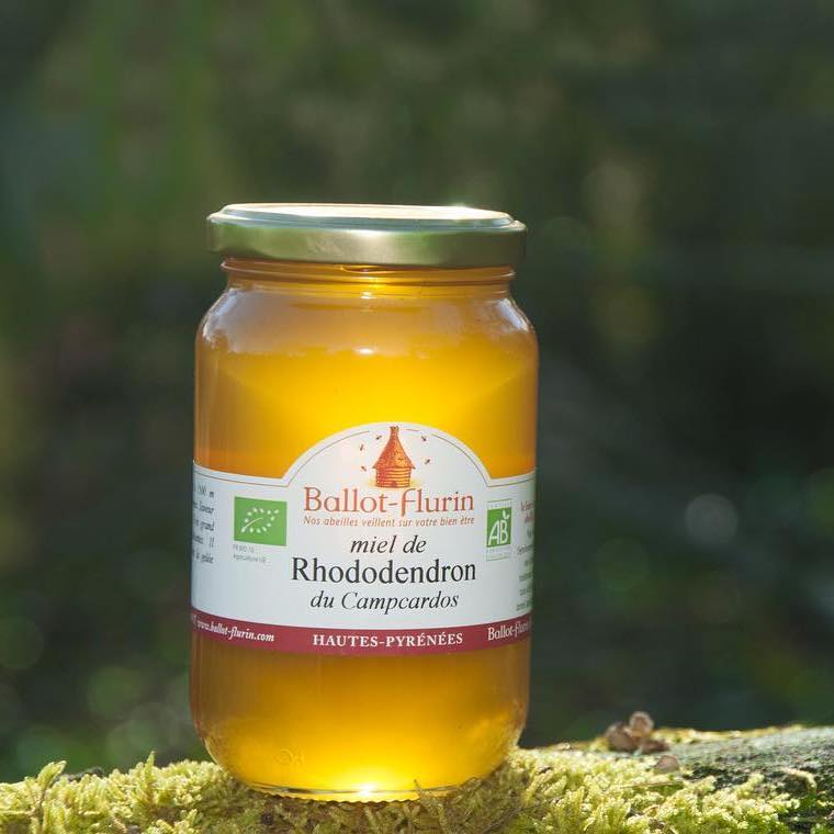 Honey de Rhododendron - Ballot-Flurin - Certified Paleo by the Paleo Foundation