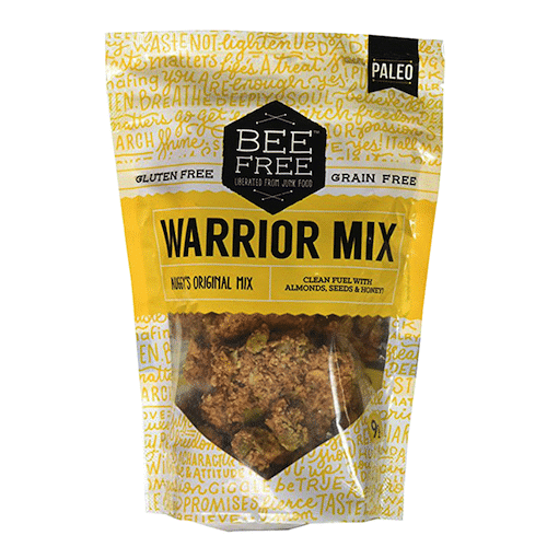 Auggy's Original Warrior Mix - Bee Free Gluten Free - Certified Paleo - Paleo Foundation