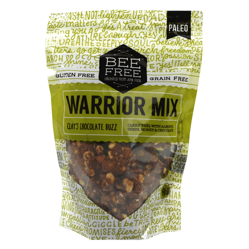 Clay's Chocolate Buzz Warrior Mix - Bee Free Gluten Free - Certified Paleo - Paleo Foundation