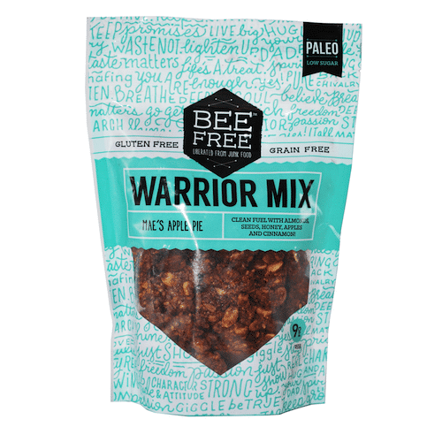 Mae's Apple Pie Warrior Mix - Bee Free Gluten Free - Paleo Friendly - Paleo Foundation