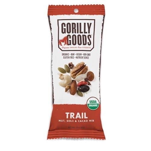 Trail Single - Gorilly Goods - Certified Paleo - Paleo Foundation