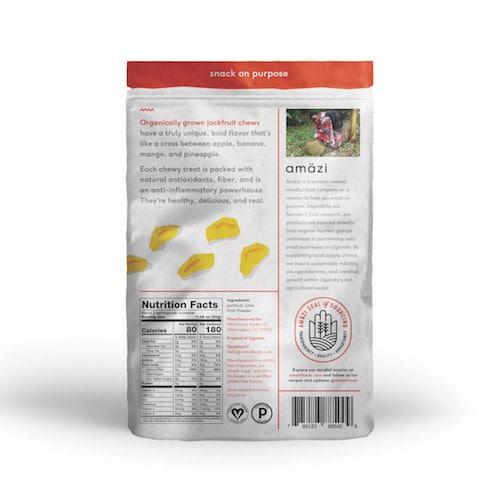 Jackfruit Chili Limi back - Amazi - Certified Paleo - Paleo Foundation