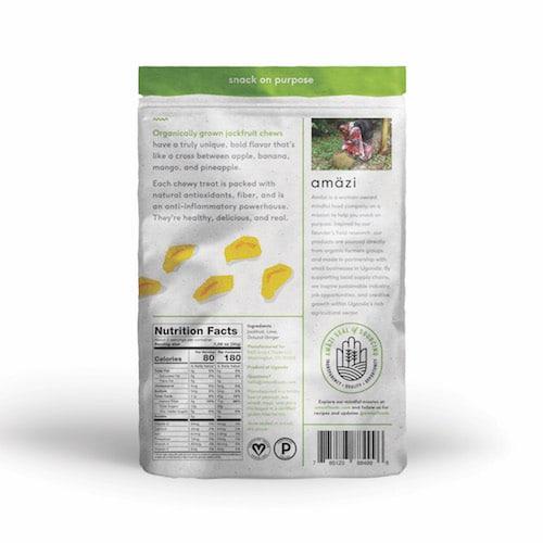 Jackfruit Ginger Lime back - Amazi - Certified Paleo - Paleo Foundation
