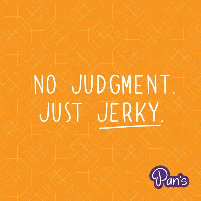 No judgement - Pan's Mushroom Jerky - Certified Paleo Friendly, PaleoVegan by the Paleo Foundation