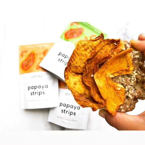 Papaya Strips & Swapples - Amazi - Certified Paleo - Paleo Foundation