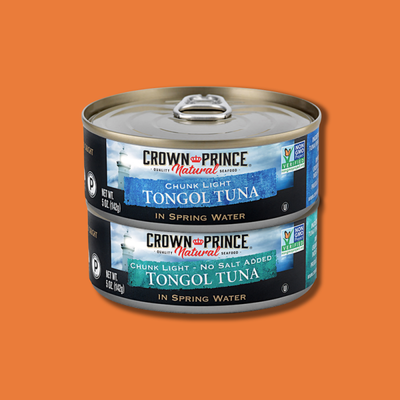 Tongol Tuna 10 - Crown Prince Seafood - Certified Paleo - Paleo Foundation