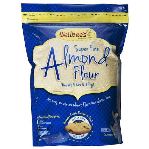 Almond Flour - Wellbees - Certified Paleo - Paleo Foundation