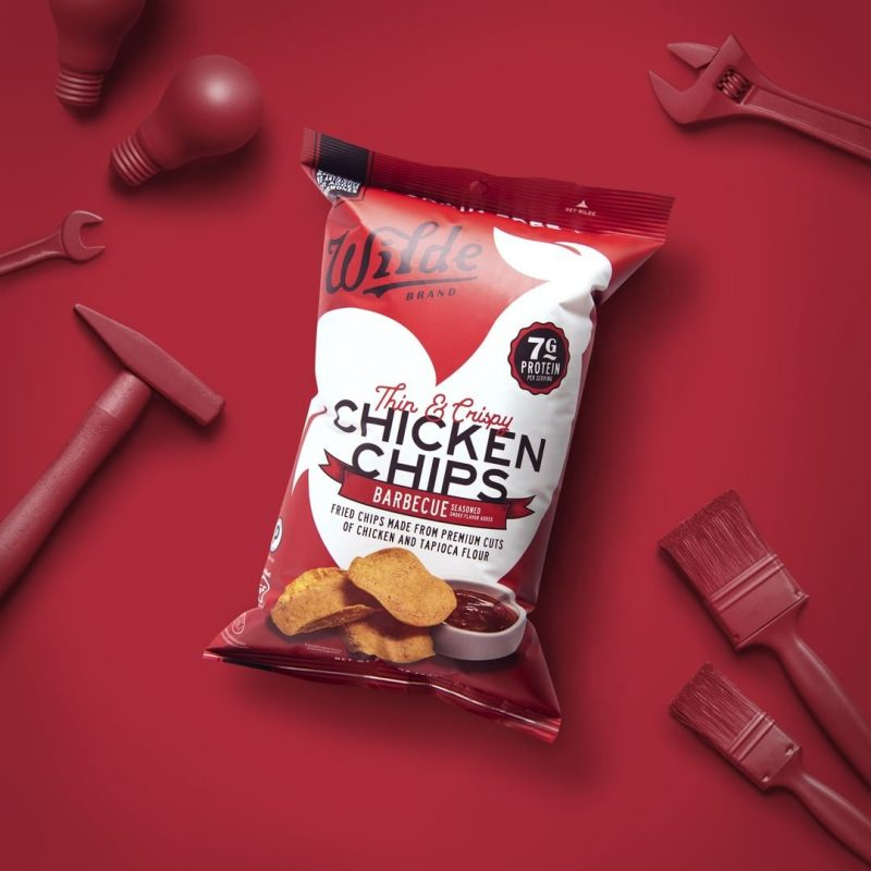 BBQ Chicken Chips 3 - Wilde Brands - Certified Paleo by the Paleo Foundation