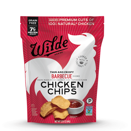 BBQ Chicken Chips - Wilde Brands - Certified Paleo - Paleo Foundation