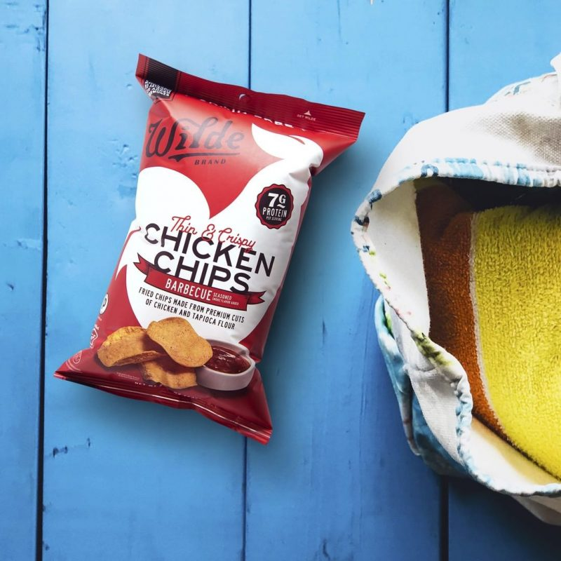 BBQ Chicken Chips - Wilde Brands - Certified Paleo by the Paleo Foundation