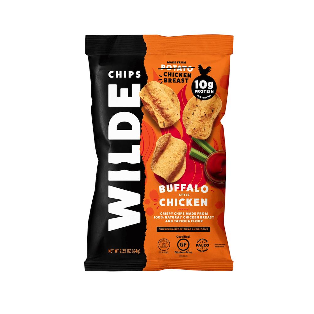 Buffalo Chicken Chips