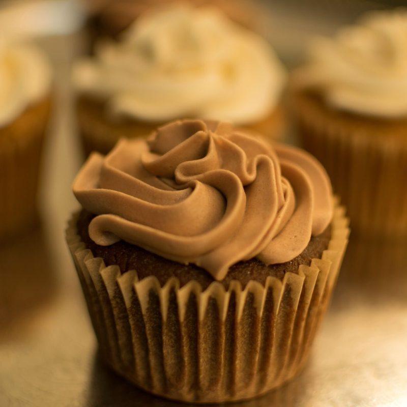 Chocolate Cupcake - Mindful Cupcakes - Certified Paleo - Paleo Foundation