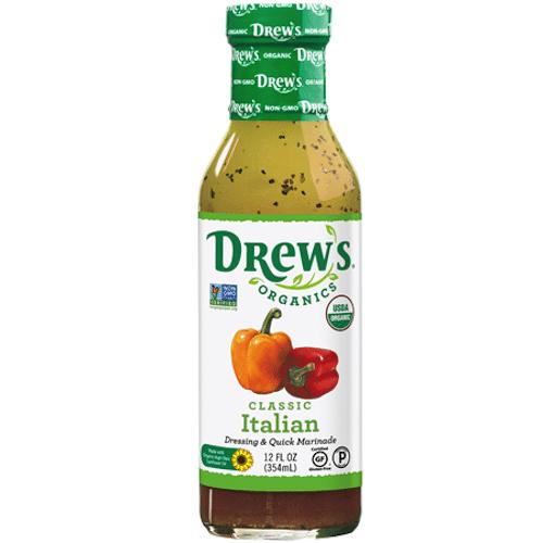 Classic Italian - Drew's Organics - Certified Paleo - Paleo Foundation