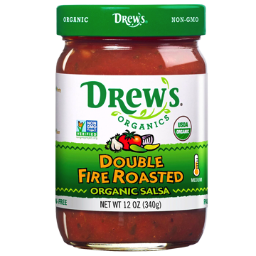 Double Fire Thick & Chunky - Drew's Organics - Certified Paleo, Keto Certified by the Paleo Foundation