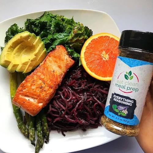 Everything Seasoning - Eat Clean Meal Prep - Certified Paleo - Paleo Foundation