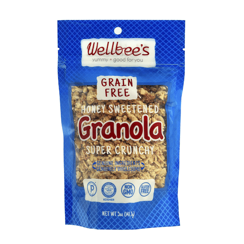 Granola - Wellbee's - Certified Paleo - Paleo Foundation