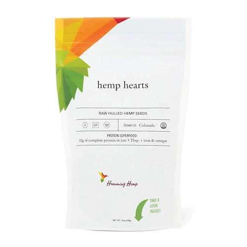 Hemp Hearts - Humming Hemp - Certified Paleo - Paleo Foundation
