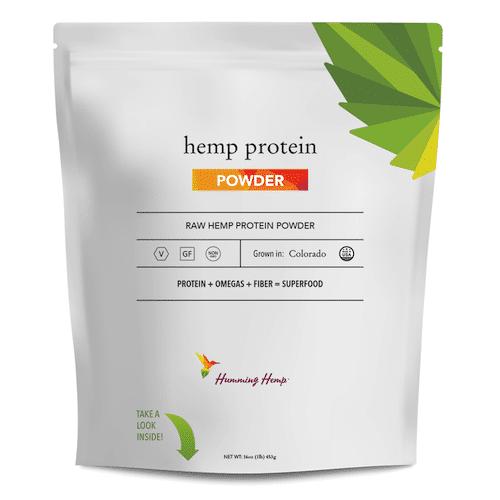 Hemp Protein - Humming Hemp - Certified Paleo - Paleo Foundation