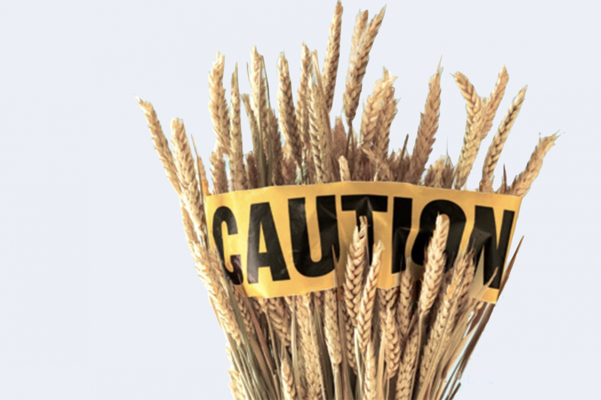 5 Common Symptoms of Gluten Intolerance