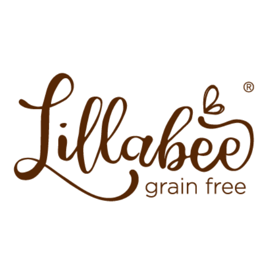 Lillabee Baking logo - Certified Paleo Friendly by the Paleo Foundation